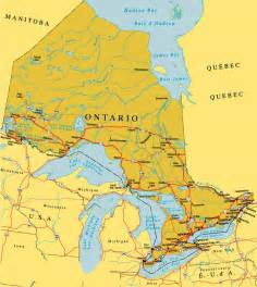 map of ontario province canada map of ontario ontario province source http www