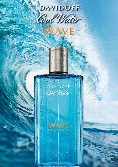 Davidoff Cool Water Wave Original Parfum 100 cool water wave davidoff cologne a new fragrance for
