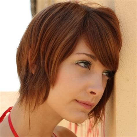 Exciting Shorter Hair Syles For Thick Hair | exciting ideas for short razor cut hairstyles that are to