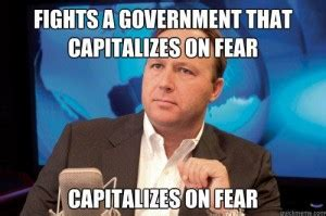Alex Jones Meme - ronn greer alex jones in 18 memes