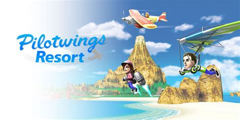 Kaset 3ds Pilotwings Resort pilotwings resort nintendo 3ds nintendo