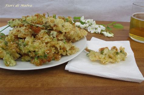 pastella per friggere fiori di acacia fiori di acacia in pastella fiori di malvafiori di malva