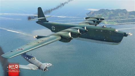 Wallpaper Vin 10 238 bv 238 the flying leviathan thread naval aircraft war