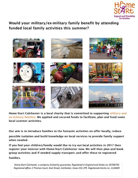 funded activities for families this summer 2017