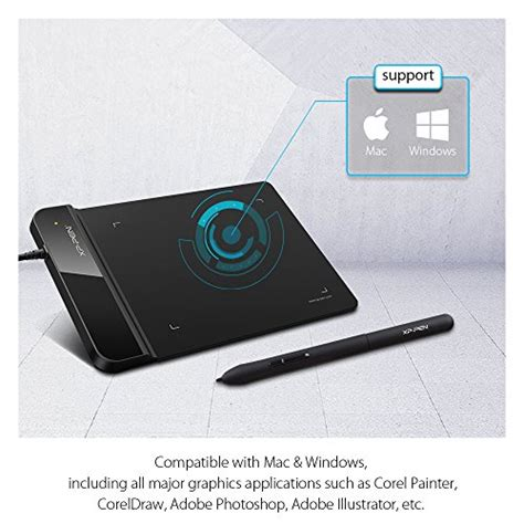 Xp Pen G430 Graphic Tablet For Drawing And Osu White xp pen g430 osu tablet ultrathin graphic tablet 4 x 3 inch