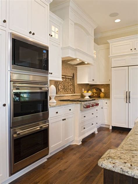 double oven kitchen design 25 best ideas about wall ovens on pinterest wall oven