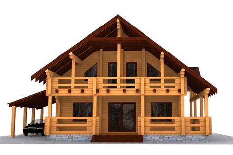 en casa casa de troncos escuadrados pino silvestre pinus sylvestris pictures