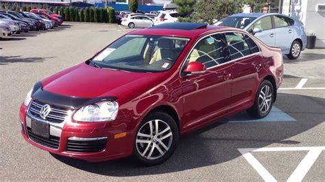 red volkswagen jetta 2006 sold 2006 red volkswagen jetta tdi for sale at valley