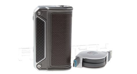 Therion Dna 166 250 Authentic By Lost Vape Black Frame Dna166 149 00 authentic lost vape therion dna 166w tc vv vw apv
