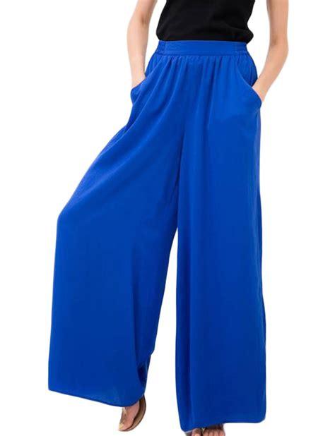 Pant Skirt chiffon plus size wide leg pant skirt culotte