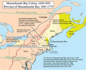 colony map province of massachusetts bay familypedia fandom