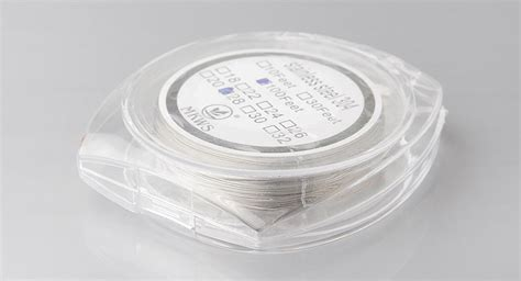 R167 Stainless Steel 304 Wire 24 Awg Ss Kawat Coil Not Kanthal For 4 87 authentic mkws 304 stainless steel resistance wire
