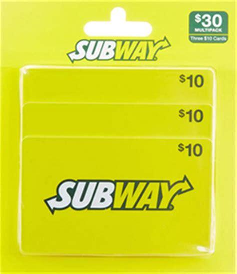 How Do I Check My Subway Gift Card Balance - www mysubwaycard com subway rewards card