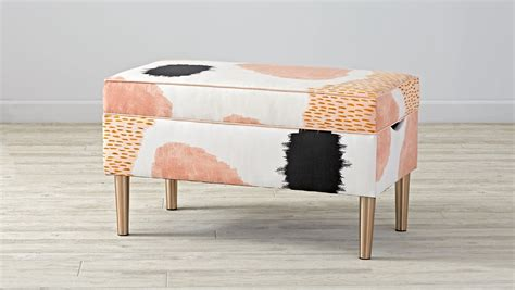 land of nod bench classic trends for modern kids rooms