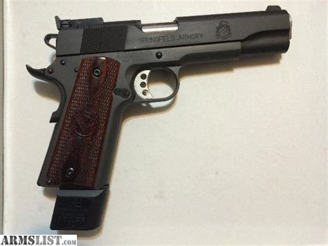 Springfield 1911 Range Officer Review by Armslist For Sale Range Officer 1911 Springfield Armory