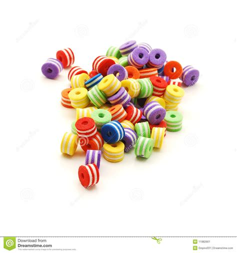tiny color small colored beads stock photography cartoondealer com