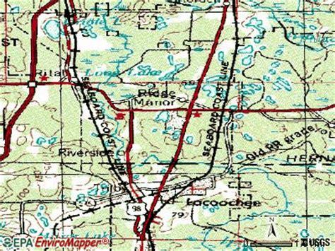 Brooksville Regional Hospital Detox by Ridge Manor Florida Fl 33523 Profile Population Maps