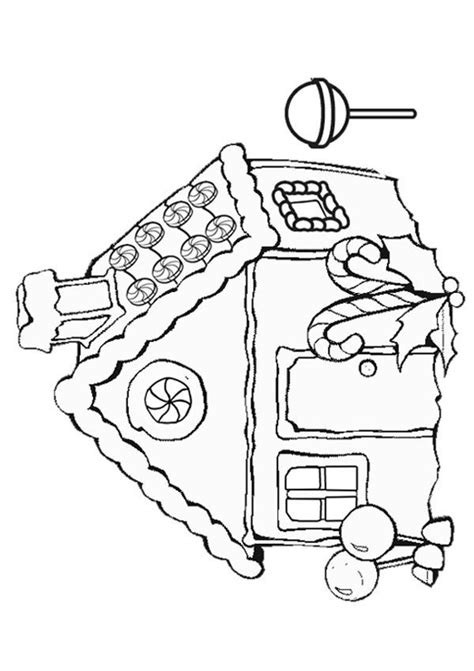 gingerbread house coloring pages free gingerbread house coloring pages free coloring home