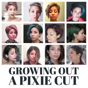 time to grow out pixie curly hair growing out a pixie cut timeline from start to finish 2