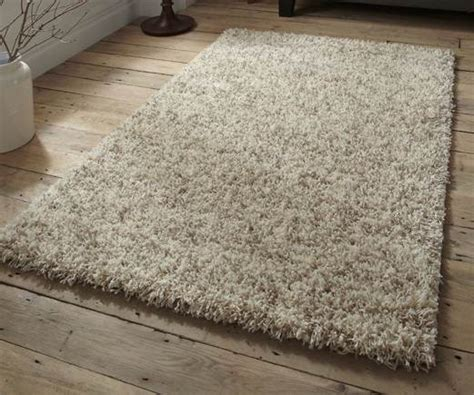 Thick Pile Rug thick and dense 5cm soft shaggy shag pile rug in