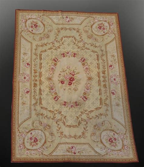 tapestry rug antique aubusson tapestry area rug