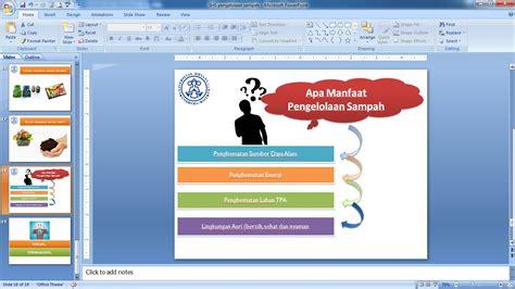 contoh membuat presentasi powerpoint menarik jasa pembuatan slide power point presentasi made marianda