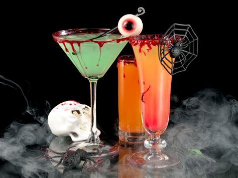 martini halloween drink your scares away seven halloween cocktails