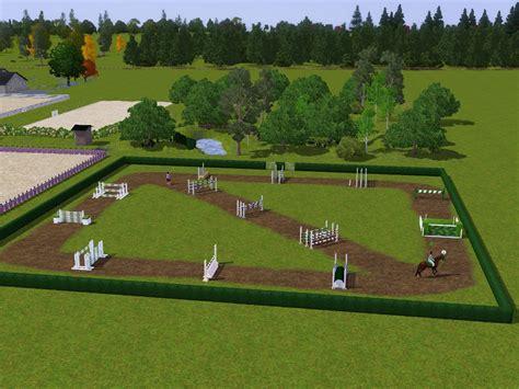 Sprei Bonita No 1 Pony equus sims cc database bonita s show jumping arena