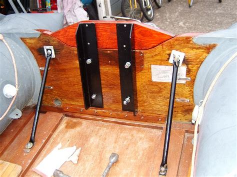 raising boat transom height raising extending transom height ribnet forums