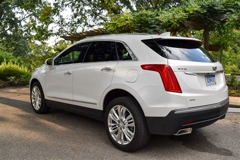 Cadillac Xt5 by Review 2017 Cadillac Xt5 95 Octane
