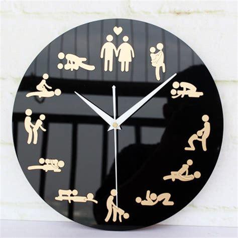 wall clock design wall clock boudoir home decor creative modern design silent time ebay