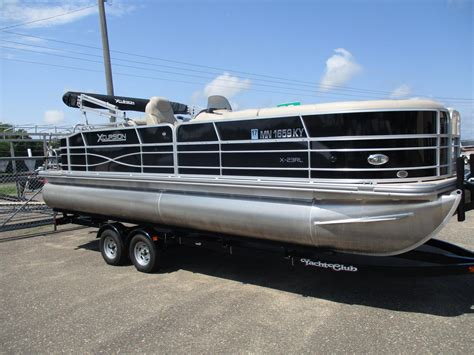 used pontoon xcursion boats for sale boats - Xcursion Pontoon For Sale