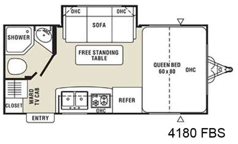 small rv floor plans roaming times rv news and overviews