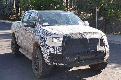 Ford After 2020 by 2020 Ford Ranger Raptor After Desert Test