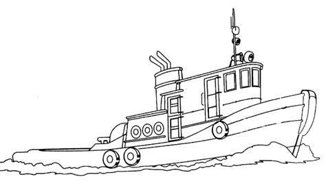 dessin bateau de peche dididou coloriage bateau de p 234 che