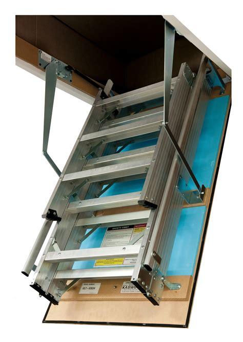 Ultimate Series kasw06w wide ultimate series attic ladder ebay