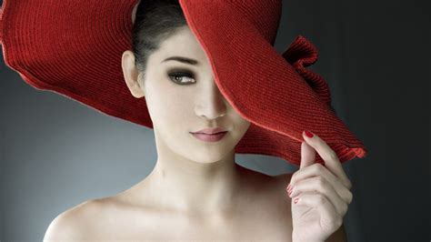 wallpaper girl in cap girl model brunette cap style wallpaper 1920x1080 19699