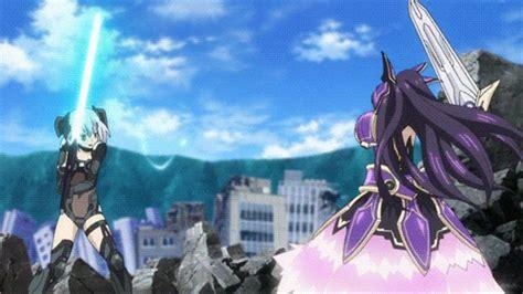date a live anime vs manga image tumblr gif tohka vs origami date a live gif