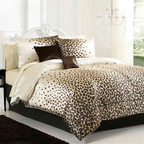 lovely bedrooms  leopard accents home design lover