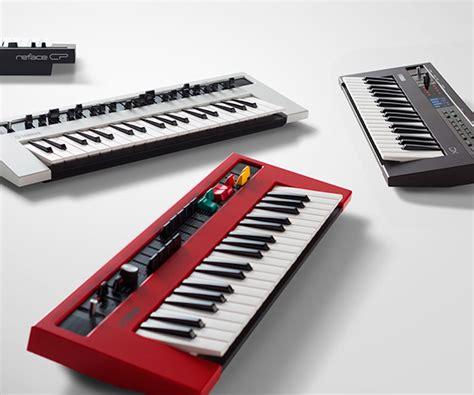 Keyboard Yamaha Reface yamaha reface keyboards