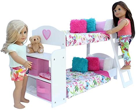 american girl bedroom set 20 pc doll bedroom set for 18 inch american girl doll