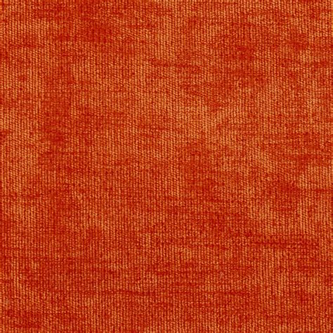 orange upholstery fabric solid orange or persimmon velvet upholstery fabric