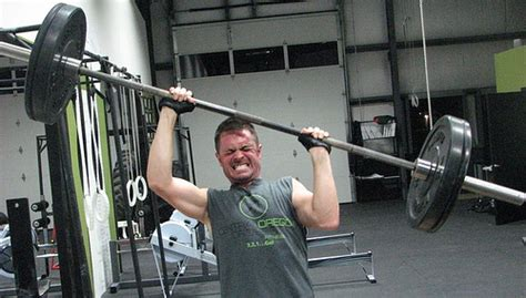 exle of crossfit weight lifting in crossfit