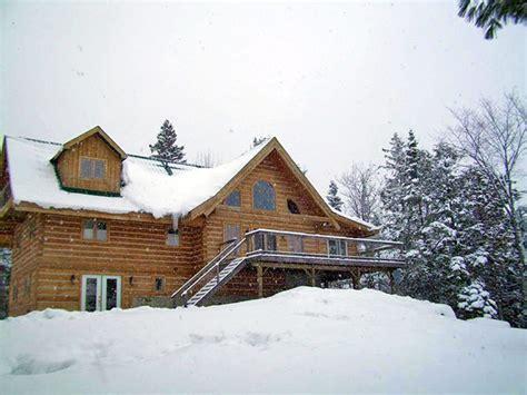 Winter Cottage Rentals Ontario by Horseshoe Lake21 Winter