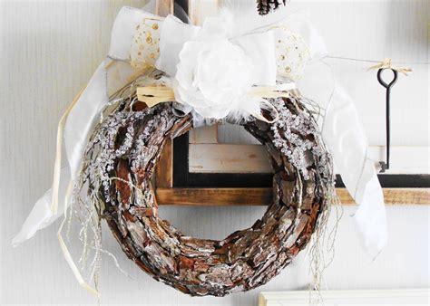 christmas home decor crafts rustic christmas wreath door wreath holiday wreath door