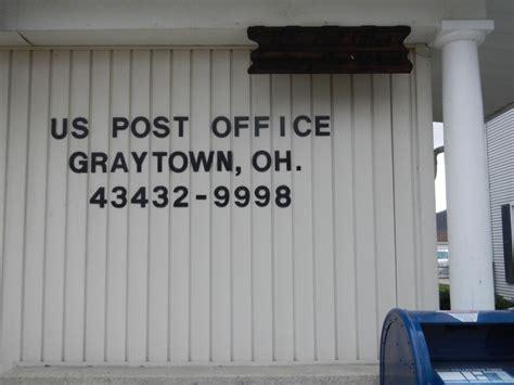 Raytown Post Office by Graytown Ohio Post Office Post Office Freak
