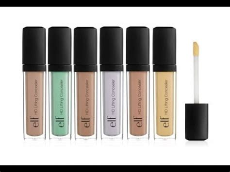 Studio Hd Lifting Concealer e l f studio hd high definition lifting concealer