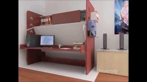 cama escritorio cama escritorio con biblioteca