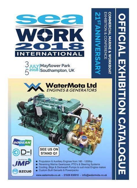 seawork international  catalogue  mercator media issuu