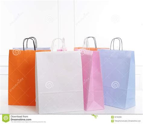 Bags On The Floor by Shopping Bags Stock Image Image Of Shop Package